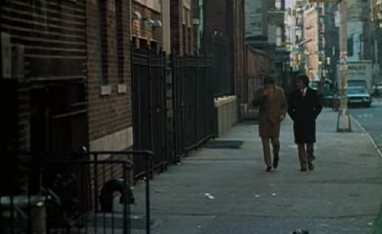 martin scorsese and mean streets film studies essay The construction of race and nation in martin scorsese's  the construction of race and nation  the underworlds that i dealt with in mean streets,.